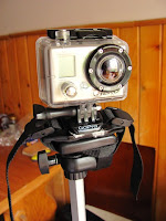 GoPro HD Tripod Mount Improvisation