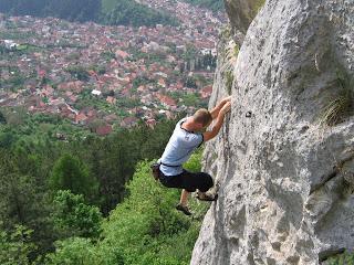 Free Solo Climbing - Constantin Gabor