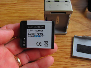 GoPro HD Camera Battery