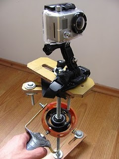 DIY Steadicam Glidecam for GoPro HD
