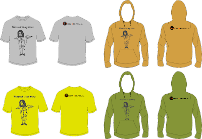Wingsuit Hoodie and T-shirt