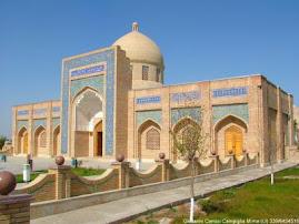 Hazrat Bhaudin Naqashband bukhara