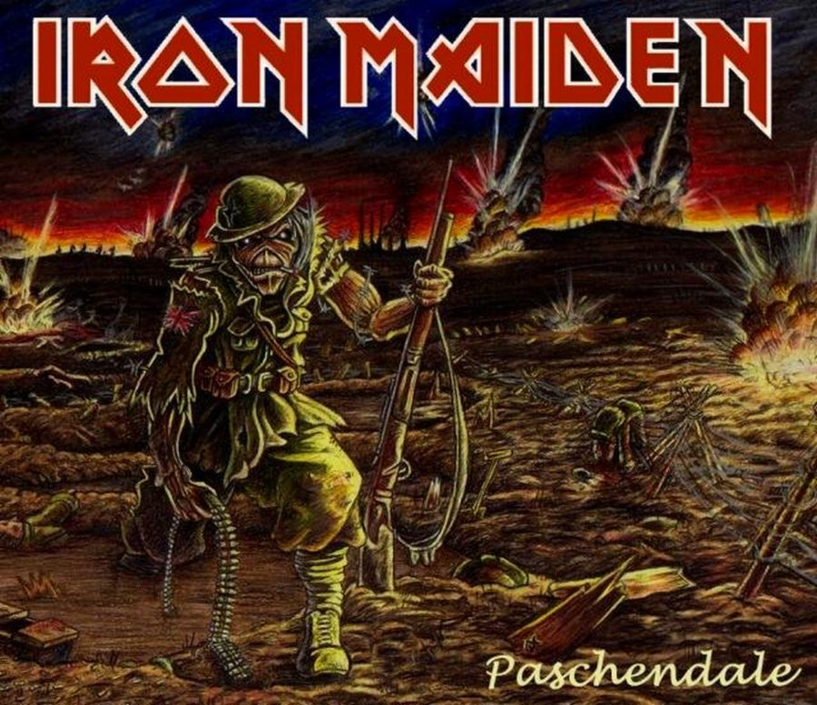 iron maiden wallpapers covers - photo #32