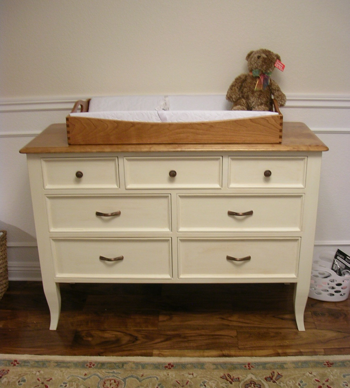 imagine out loud dresser changing table. Black Bedroom Furniture Sets. Home Design Ideas