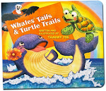 New: Whales' Tails and Turtle Trails, by Tammy Yee