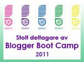 Blogger Bootcamp 2011