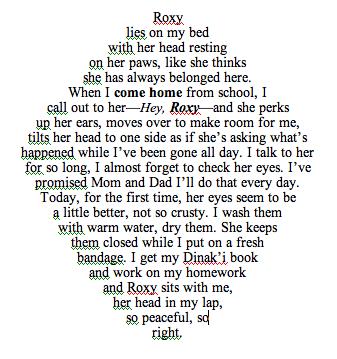 Girls Love teen poems for