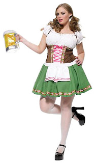 German beer girls wallpapers part III
