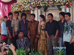 Pernikahan Mabincab PMII Kota Sukabumi