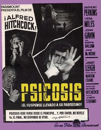 Psicosis (1960) Descargar y ver Online Gratis