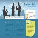Blogspot Business Talk Template