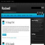 Blogspot Business RockWell Template