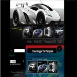 Car Blogspot Template