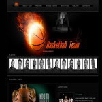 Basket CSS Template