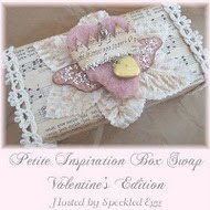 Petite Inspiration Box Swap Valentine&#39;s Edition