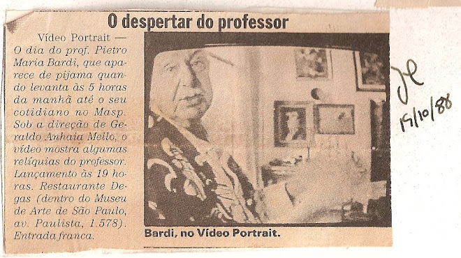O despertar do professor
