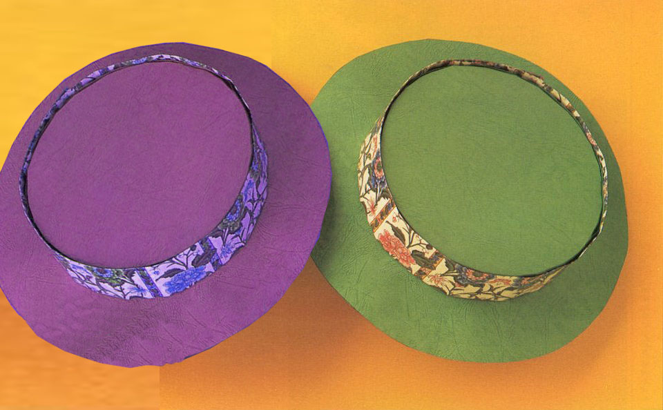 Como Fazer Um Chapéu de Festa
