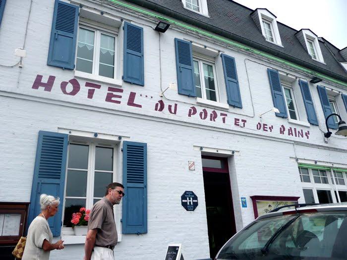 I love banco h tel restaurant du port et des bains - Hotel du port et des bains saint valery sur somme ...