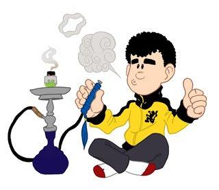 Para deixar de fumar somente deixei de fumar