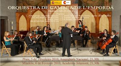 Orquestra de Cambra de l´Empordá