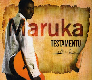 O que não é o disco do Maruka!