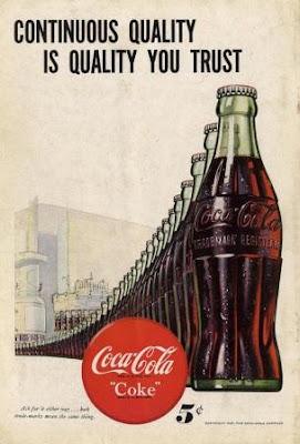 تبلیغات خلاقانه و قدیمی کوکاکولا