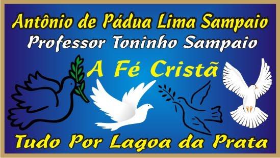 Toninho Sampaio  A Fé Cristã