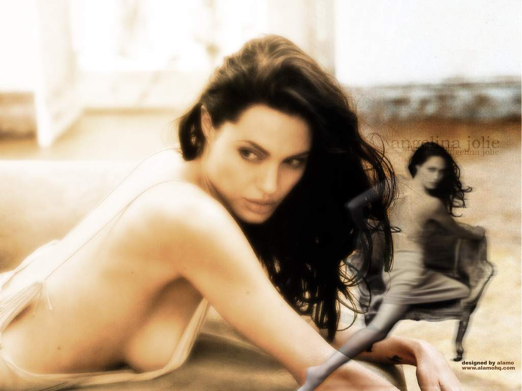 Sexy Angelina Jolie Pictures, Images &