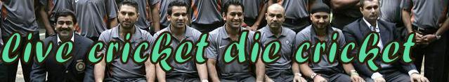 live cricket die cricket