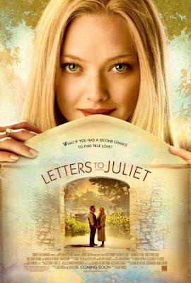 Letters to Juliet affiche du film