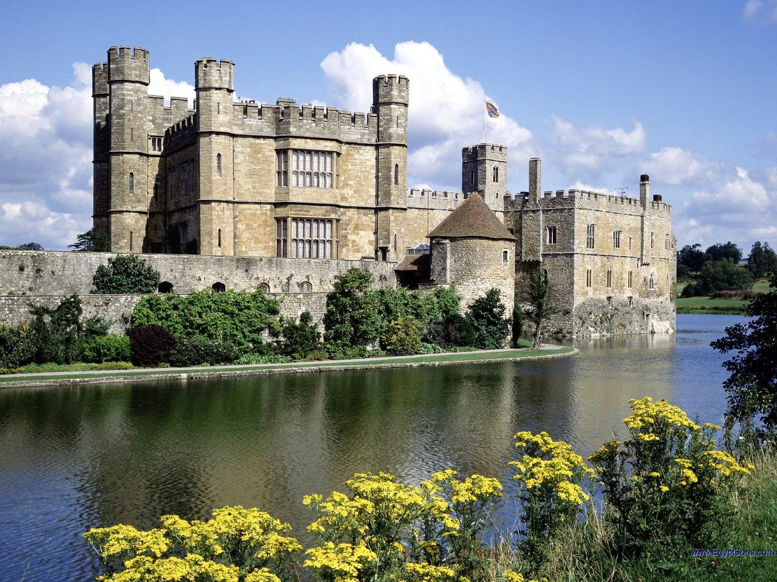 leeds castle kent england wallpapers - Leeds Castle Kent England Wallpapers HD Wallpapers