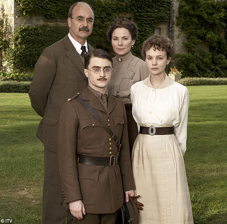 Rudyard Kipling Family. Kipling with his family in