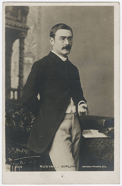 the imperial scribe of the british empire  rudyard kipling    s life    in london   kipling had several stories accepted by various magazine editors  he also found a place to live for the next two years