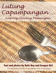 Lutung Capampangan cookbook