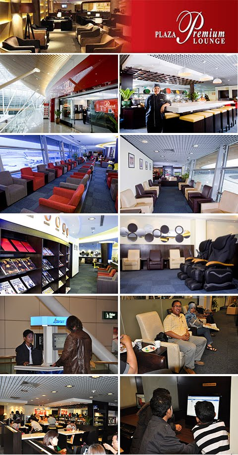 KLIA Plaza Lounge