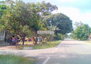 Kampung Dusun Buluh