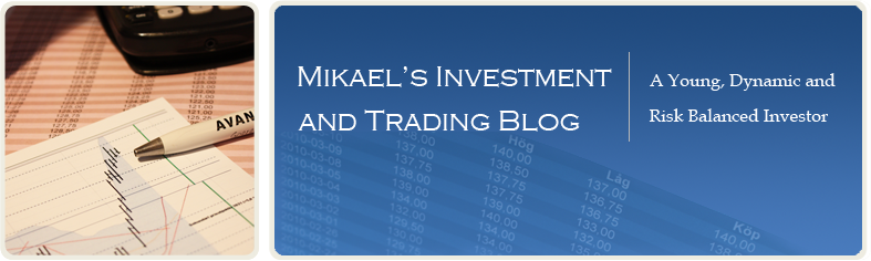 Mikael's Investment and Trading Blog