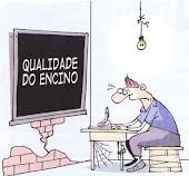 A EDUCAÇÃO PÚBLICA ESTÁ SUCATEADA!