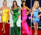 Who has the best dress???