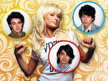 Paris Hilton apoya a los Jonas Brothers Paris%2Bhilton%2Bjonas%2Bbrothers