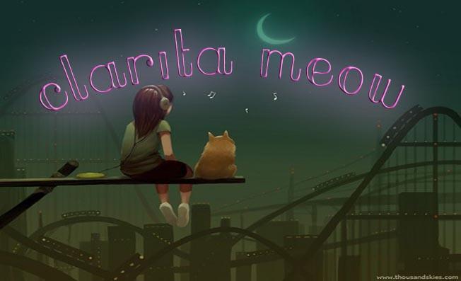 Clarita Meow