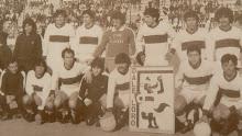 Jorge Newbery campeón 1982