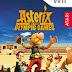 Portada de Asterix y los Juegos Olímpicos para Wii