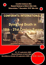 Dying and Death in 18th-21st century Europe, International Conference, second edition, 2009