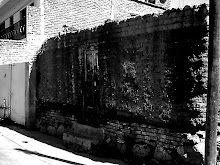 Pared Blanca de Adobe