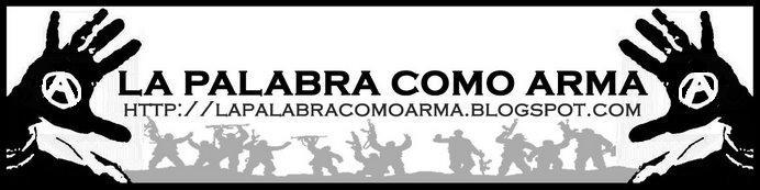 LA PALABRA COMO ARMA