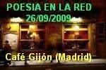 I ENCUENTRO DE POESÍA EN LA RED