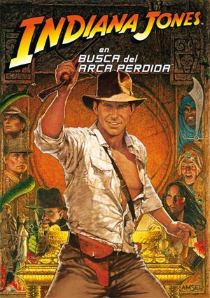 Indiana Jones: En Busca Del Arca Perdida (1981) 1