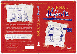 diary of a wimpy kid in french pdf