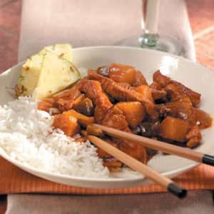 Chaotic with a side of delicious: Slow cooked sweet 'n ...